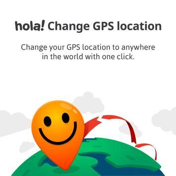 Sahte GPS konum - Hola Ekran Görüntüsü 5