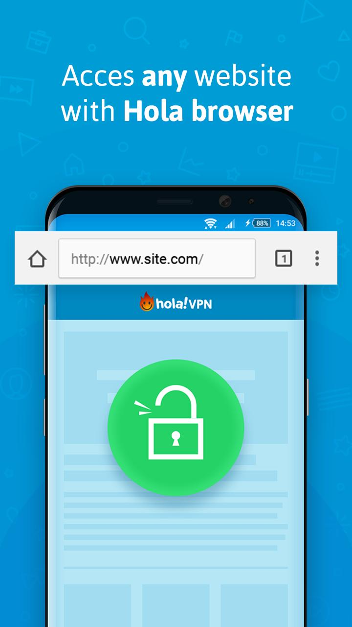 Hola Free VPN Proxy Unblocker for Android - APK Download