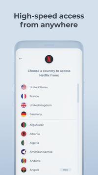 Hola Free VPN Proxy 截圖 2