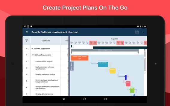 Project Planning Pro screenshot 4