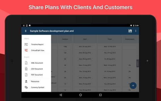 Project Planning Pro screenshot 7