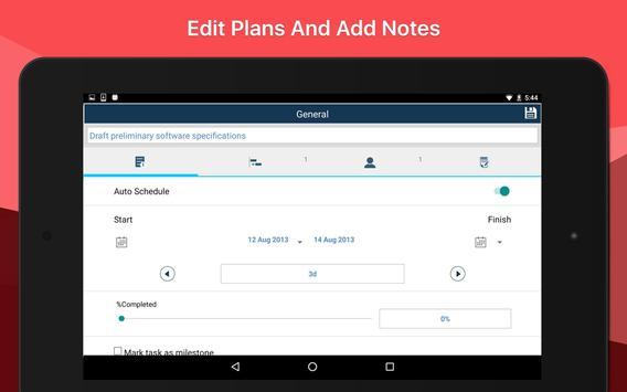 Project Planning Pro screenshot 9
