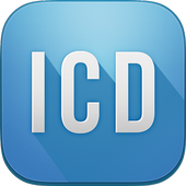 ICD-10: Codes of Diseases-icoon