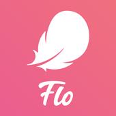 Regl Takvimi Flo - Adet Takvimi, Yumurtlama Günü simgesi
