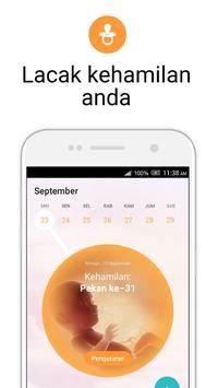 Kalender Menstruasi Flo - Ovulasi, Kehamilan, Haid screenshot 4