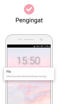 Kalender Menstruasi Flo - Ovulasi, Kehamilan, Haid screenshot 6