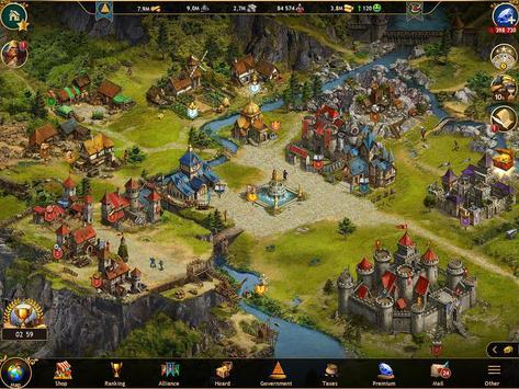 Imperia Online screenshot 9