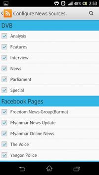 Myanmar News screenshot 7