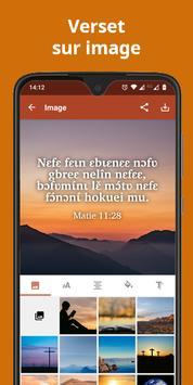 Bible in Abidji - New Testament with audio screenshot 3