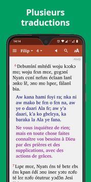 Bible in Abidji - New Testament with audio screenshot 5
