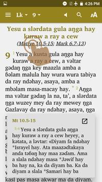 Mofu-Godur Bible screenshot 7