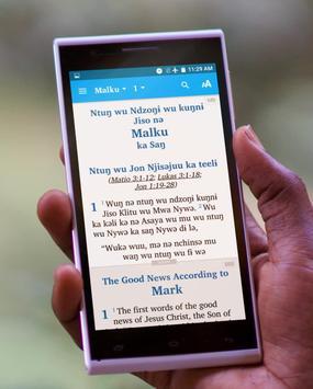 Mungong Bible screenshot 5