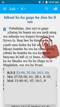 Mungong Bible poster