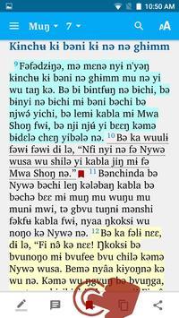 Mungong Bible screenshot 2