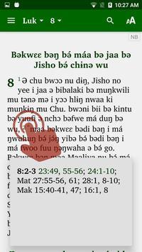 Naami Bible poster