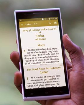 Kemedzung Bible screenshot 6