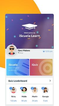 iScuela Learn poster