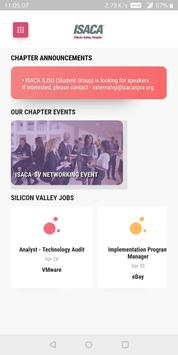 ISACA Silicon Valley Chapter poster