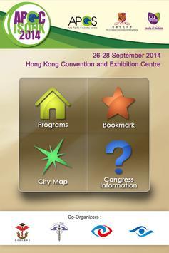 APGC-ISOHK14 poster