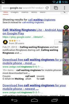 Favorites App Tray screenshot 2