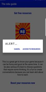 How To Get Free Robux - 2k19 Tips screenshot 4