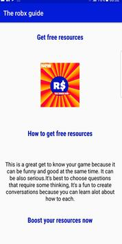 How To Get Free Robux - 2k19 Tips screenshot 2