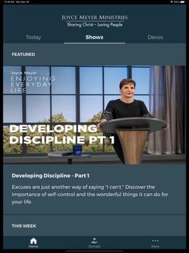 Joyce Meyer Ministries ảnh chụp màn hình 7