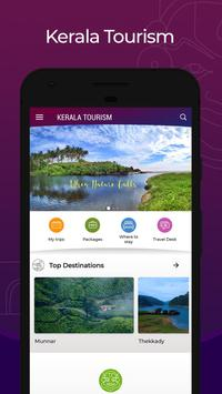 Kerala Tourism poster