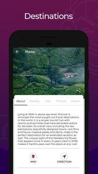 Kerala Tourism screenshot 1