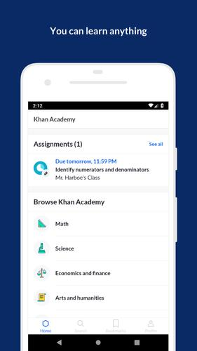 Khan Academy for Android - APK Download