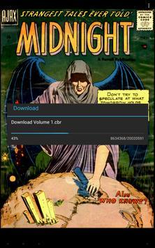 Challenger Comics Viewer capture d'écran 12
