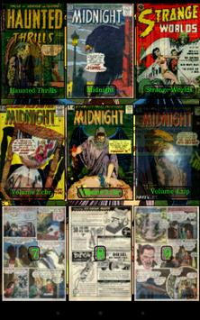 Challenger Comics Viewer capture d'écran 21