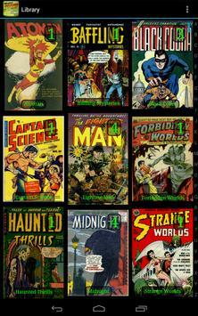 Challenger Comics Viewer 截图 1