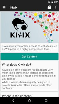 Kiwix, Wikipedia offline Screenshot 6