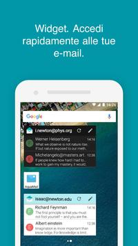 6 Schermata Aqua Mail Pro Key