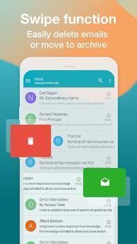 Email Aqua Mail - Exchange, SMIME, Smart inbox screenshot 5