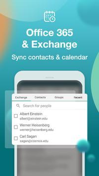 Email Aqua Mail - Exchange, SMIME, Smart inbox screenshot 6