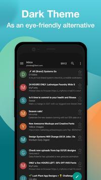 Email Aqua Mail - Exchange, SMIME, Smart inbox screenshot 3