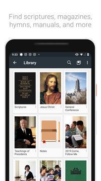 Biblioteca do Evangelho Cartaz