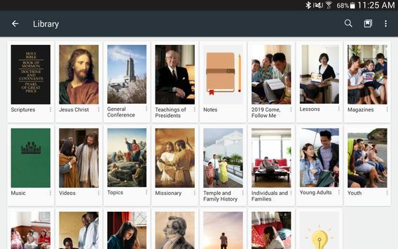 Biblioteca do Evangelho imagem de tela 5