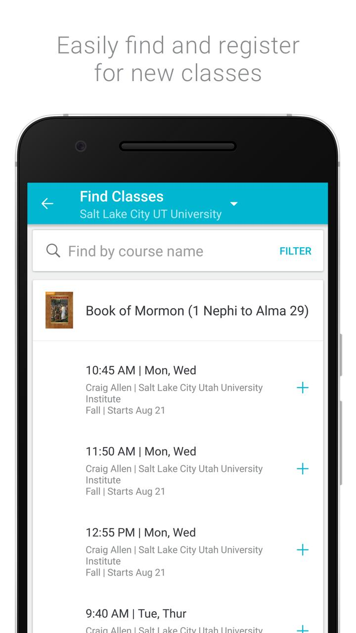 Seminary & Institute for Android - APK Download