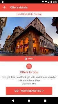 Firenzecard screenshot 4
