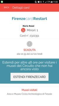 Firenzecard screenshot 7