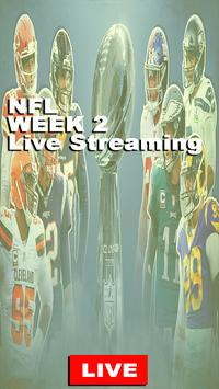 Watch NFL live streaming  2019 poster