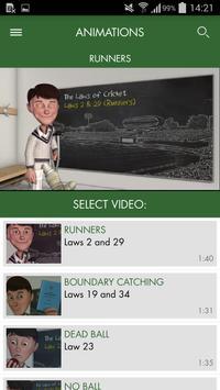 Official Laws of Cricket ảnh chụp màn hình 4