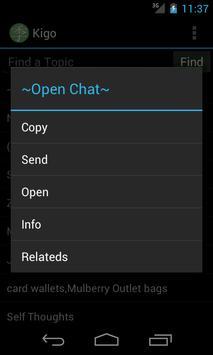 Kigo screenshot 5