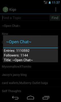 Kigo screenshot 6