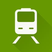 Train Timetable Italy icône