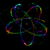 Particles icon