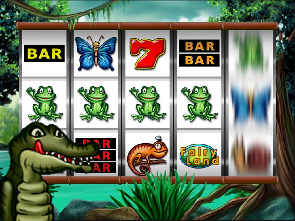 игровые автоматы играть бесплатно без регистрации супер лягушка